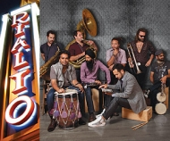 Half off tickets to Red Baraat with Rua 6 at the Rialto