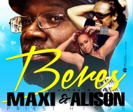 BOGO tickets to Beres Hammond, Maxi Priest, and Alison Hinds