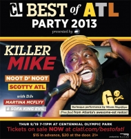Two-for-one tix to CL's Best of Atlanta Party