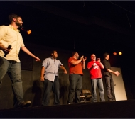 $15 for 2 improv tickets and 2 drinks at Village Theatre