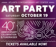 1/2 price tickets to Art Party at the Contemporary (+ a free drink!)