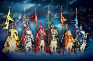 Half-off admission to Medieval Times Dinner & Tournament