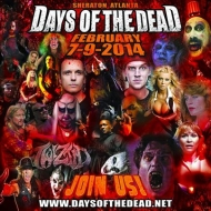 Half-price weekend passes to the Days of the Dead convention