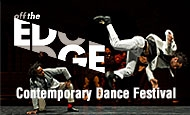 "Half price tickets to ""Off the Edge"" at the Rialto"