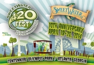 30% off VIP tickets to SweetWater 420 Fest
