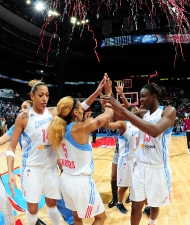 $21 Atlanta Dream home opener tickets (reg. $42)