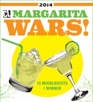 $10 ticket to Margarita Wars (reg. $20)!