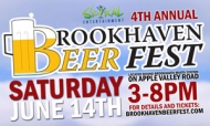 $20 tickets to Brookhaven Beer Fest (reg. $40)