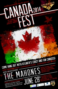1/2 off admission to Canada Fest (reg. $15)