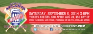 $25 tickets to Great Atlanta Beer Fest at Turner Field