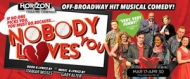 $12.50 tickets to 'Nobody Loves You' at Horizon Theatre Company (reg. $25)