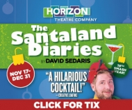 $12.50 tickets to 'The Santaland Diaries' at Horizon Theatre Company (reg. $25)
