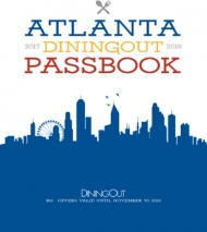 $45 for $99 Atlanta Dining Passbook (reg. $99) Offers to 90+ restaurants in one book.