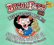BACON. Now that we have your attention, time to save you some $ on Baconfest tickets! (50% off!)