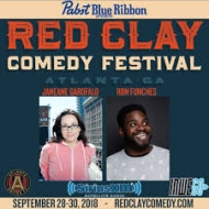 VIP Passes to The Red Clay Comedy Festival (Just $40! Usually $100)