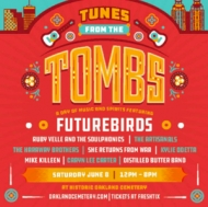 Even dead folk's hearts will race for this one: Tunes from The Tombs for just $10!