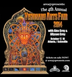 $17.50 tickets to Visionary Arts Fair (re