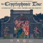$5 tickets to the Cryptophonic Tour at Oakland Cemetery