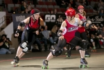 50% off Atlanta Rollergirls season and single bout tickets