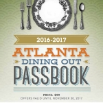 $35 for Atlanta Dining Out Passbook (reg. $99) Offers to 70+ restaurants in one book