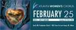 50% off tickets to see the Atlanta Women's Chorus (Reg. $25)