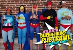 Markster Con Super Hero Pub Crawl Tickets $10.00 (Reg. $20)