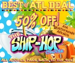 HALF OFF OCEANVIEW CABINS FOR SHIP-HOP CRUISE ($1500)